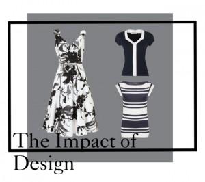 Invloed van patroon op kledingstuk