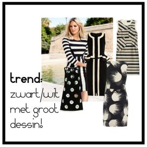 Trend: zwart/wit