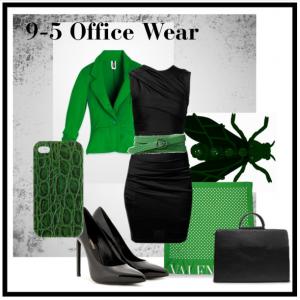 9-5 Office Wear