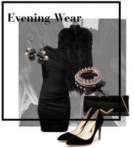Evening Wear with a LBD