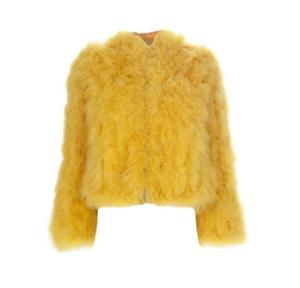 Geel bont jasje