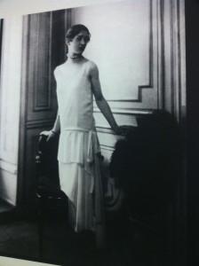 Jurk Coco Chanel jaren '20
