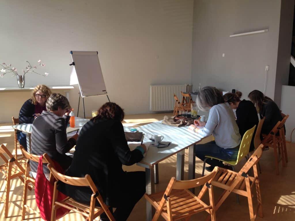 Uitwerken opdrachten workshop, ArnhemLab