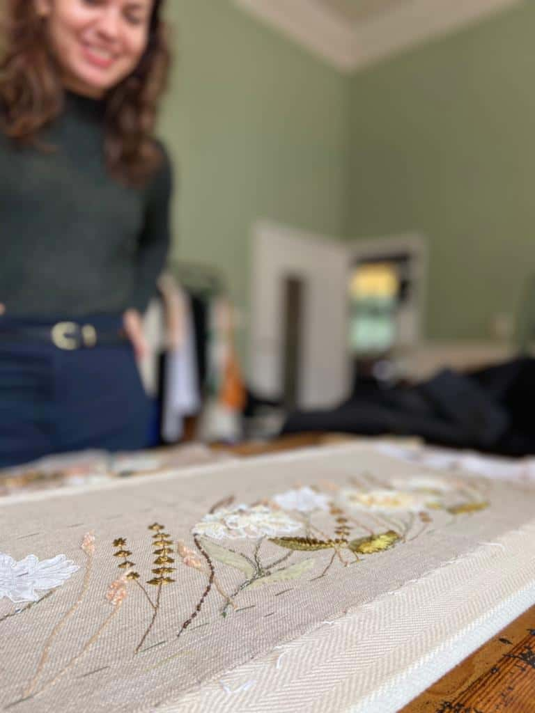 Mastering Broderie d'Art 2, Dutch Couture Academy