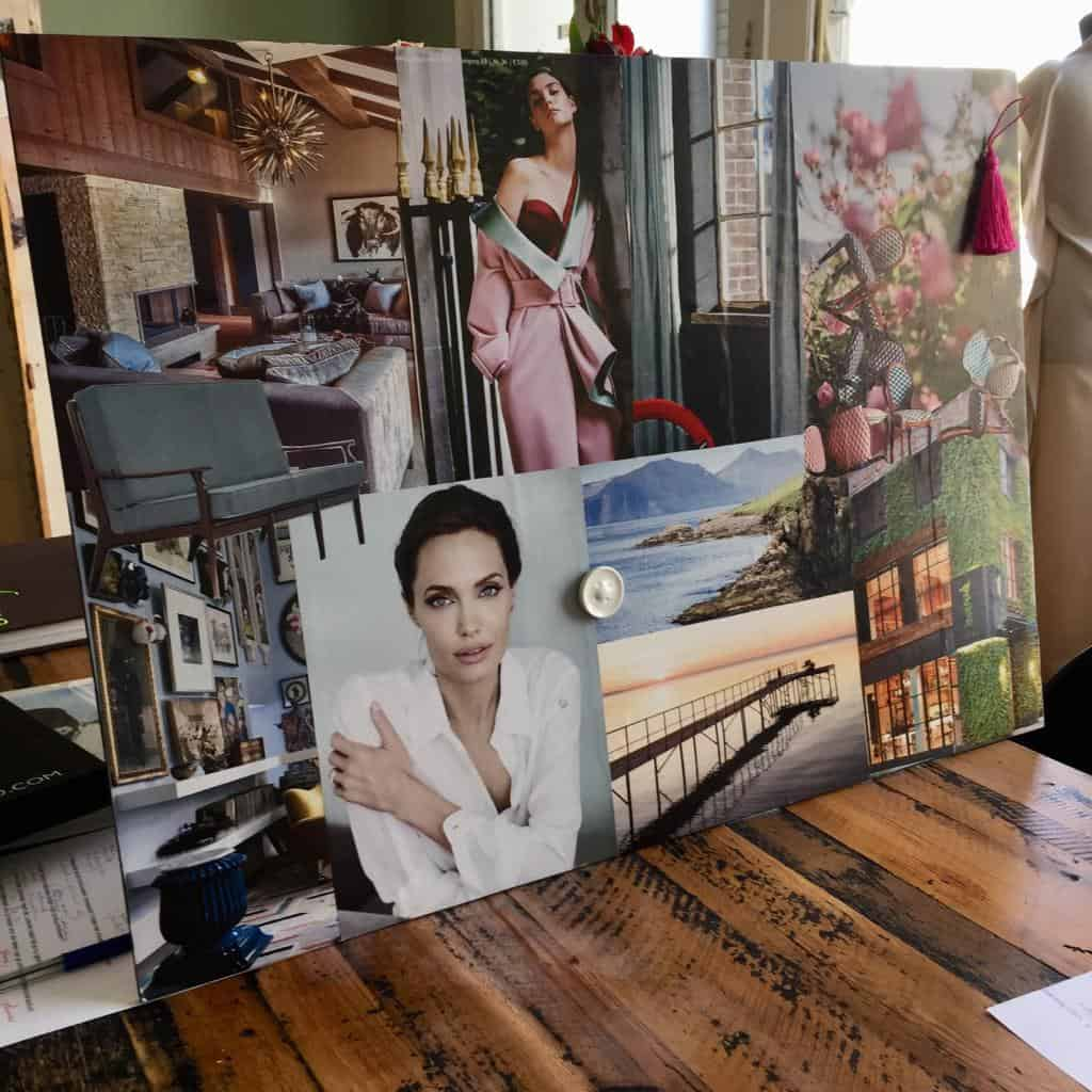 Moodboard Mastering Broderie d'Art, Dutch Couture Academy